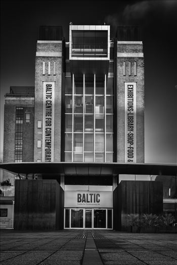 The Baltic arts centre - The Baltic centre for contemporary arts was opened in 2002 & is housed in a converted flour mill that was originally opened in 1950 by Rank Hovis.