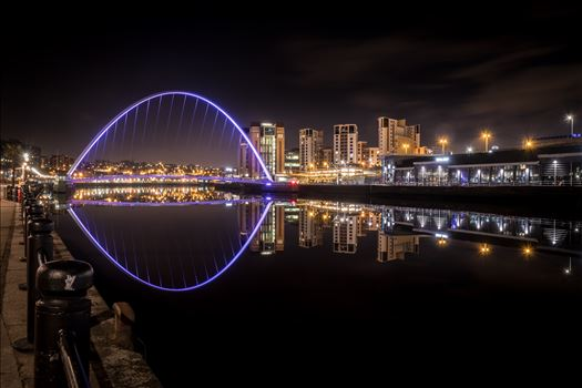 Reflections on the River Tyne 4 -