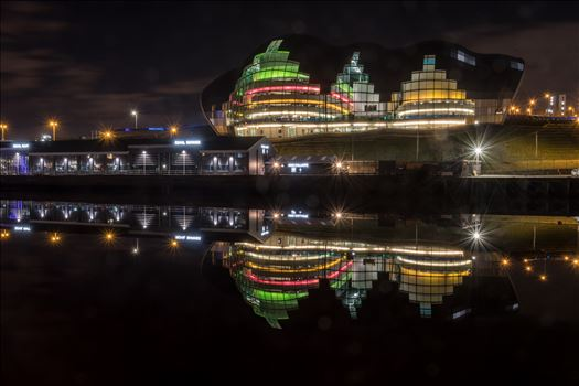 Reflections on the River Tyne 2 -