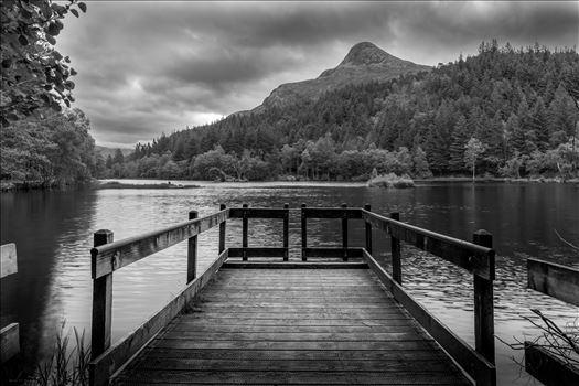 Glencoe Lochan - Glencoe Lochan is a tract of forest located just north of Glencoe village in the Scottish Highlands