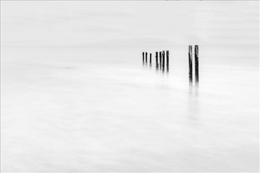 Posts - This is a minimalistic image taken near Whitley Bay near St Mary`s lighthouse.