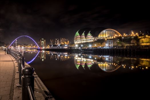 Reflections on the River Tyne 5 -